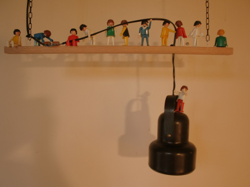 Playmobil lamp € 65,-